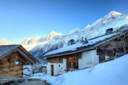 Farmhouse, LES HOUCHES - Ref M-66603