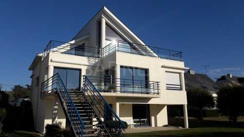 Maison d'architecte, LE POULIGUEN - Ref M-77376