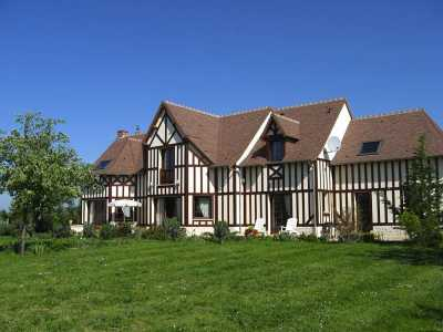 Norman house, DEAUVILLE - Ref M-08954