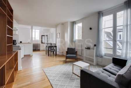 FURNISHED APARTMENT, PARIS - Ref A-77370