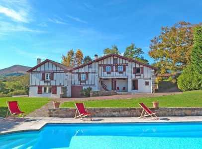 Casa de campo, SAINT JEAN DE LUZ - Ref BL261