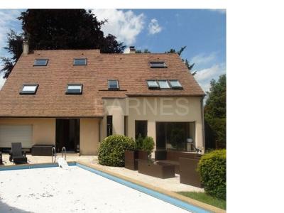 Maison d'architecte, CROISSY SUR SEINE - Ref M-59647