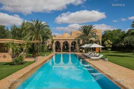 Prestigiosa villa, MARRAKECH - Ref M-75848