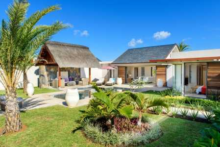 Maison, Grand Baie - Ref m-37812-3