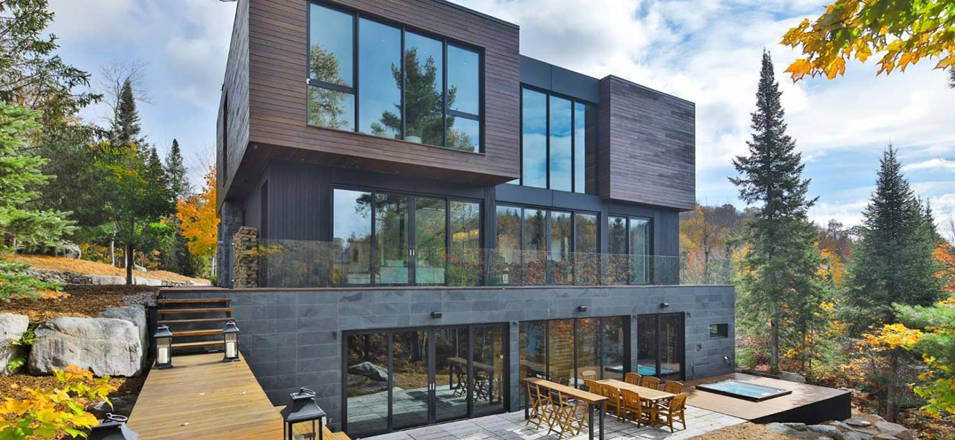 Saint-Adolphe-d'Howard - Canada - House, 15 rooms, 5 bedrooms - Slideshow Picture 1