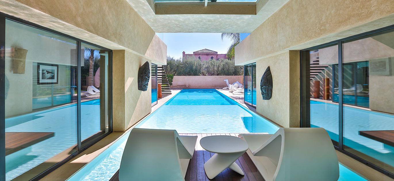 Marrakech - Maroc - Maison, 6 pièces, 4 chambres - Slideshow Picture 2