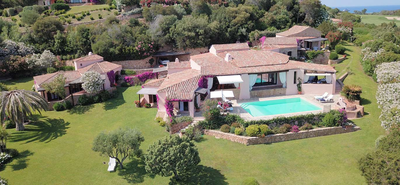 Porto Cervo - Italy - House, 8 rooms, 5 bedrooms - Slideshow Picture 2