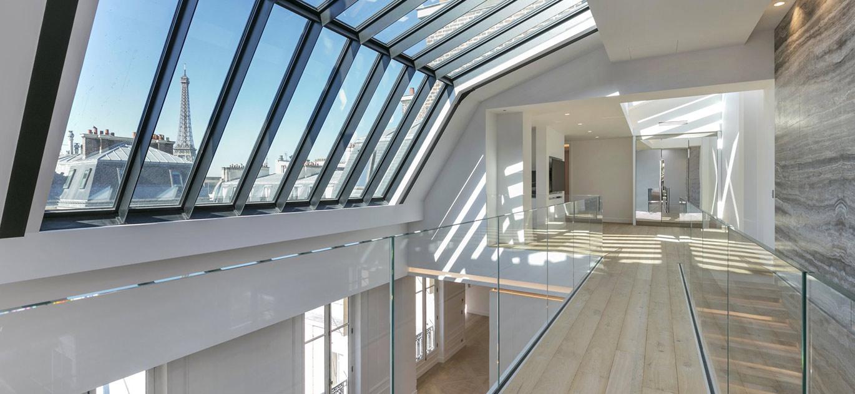 Paris 75008 - Francia - Piso, 7 cuartos, 3 habitaciones - Slideshow Picture 1