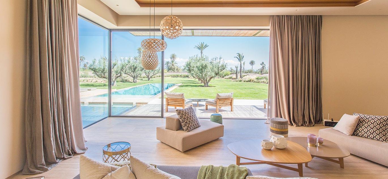 Marrakech - Maroc - Maison, 7 pièces, 6 chambres - Slideshow Picture 2