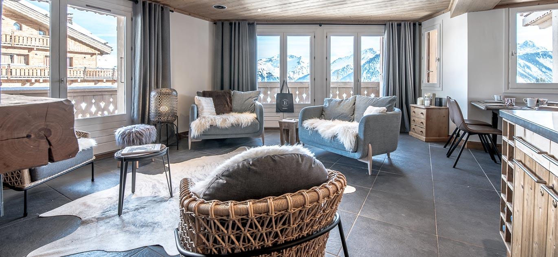 Courchevel - France - Appartement, 4 pièces, 3 chambres - Slideshow Picture 1