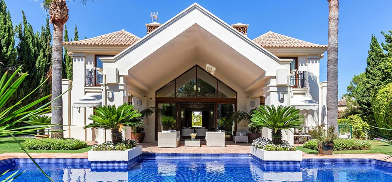 Marbella - Spain - House, 5 rooms, 5 bedrooms - Slideshow Picture 3