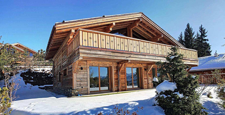 Crans-Montana - Switzerland - House , 6 rooms, 4 bedrooms - Slideshow Picture 2