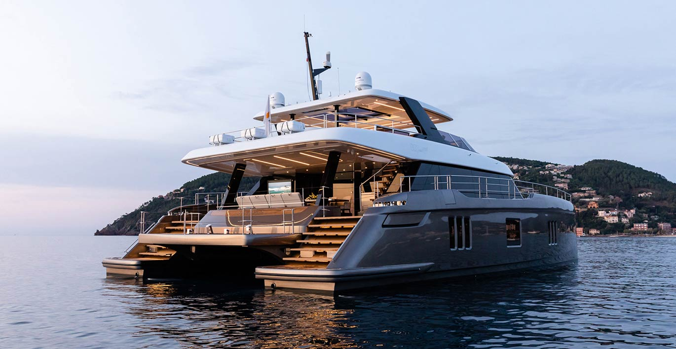 Yachting world with BARNES YACHTS