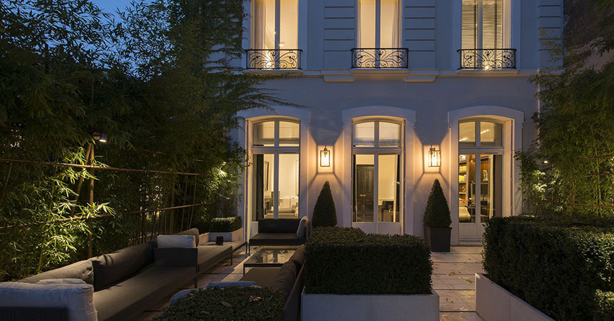 Villa Montmorency, le luxe privatisé en plein Paris