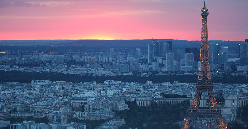 Paris' popularity with wealthy clients wanes