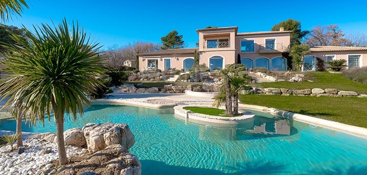 Le tourisme de luxe en france 26 07 2016 barnes - Vacances hawaii villa de luxe ultime ...