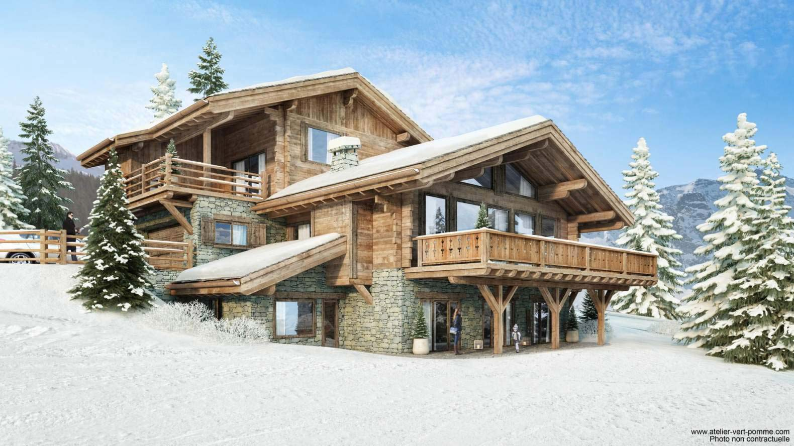 Le Refuge Megeve Architecte conference: investing in the mountains: the swiss and french