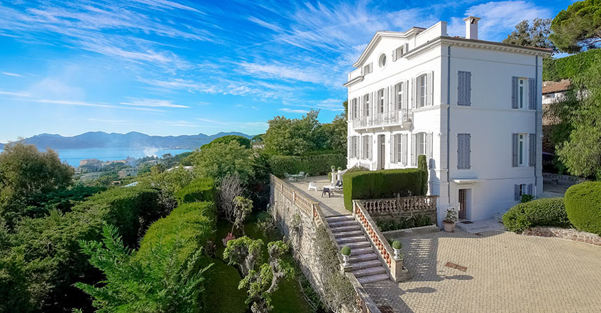 In Cannes, get your hands on a piece of the French Riviera's history