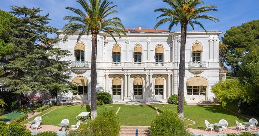 Un manoir de style napoléon entre Toulon et Hyères vendu