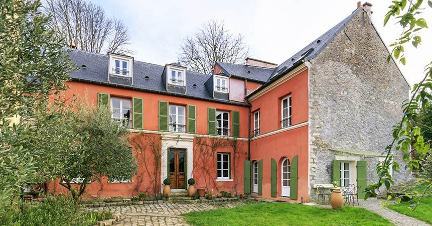 Louveciennes, ma maison a deux cents ans