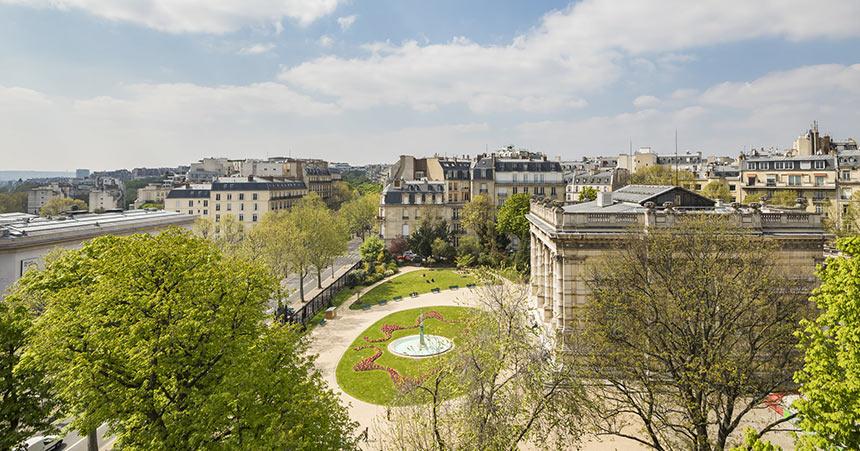 Dans le XVIe arrondissement, les acheteurs s'arrachent les petits appartements
