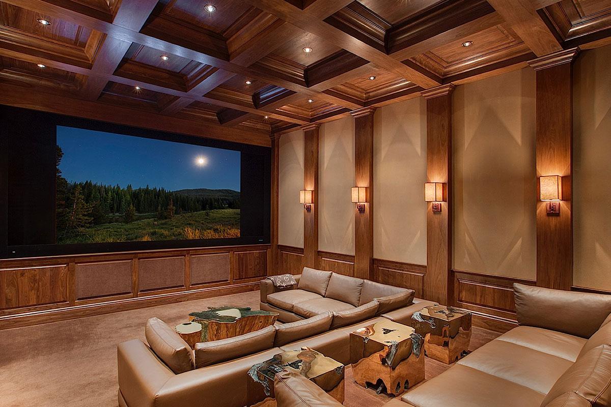 installer un home cinema de luxe chez soi 08 08 2016 barnes. Black Bedroom Furniture Sets. Home Design Ideas