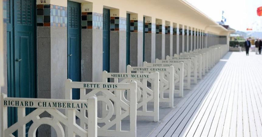 Deauville, la station balnéaire a plus que jamais la cote