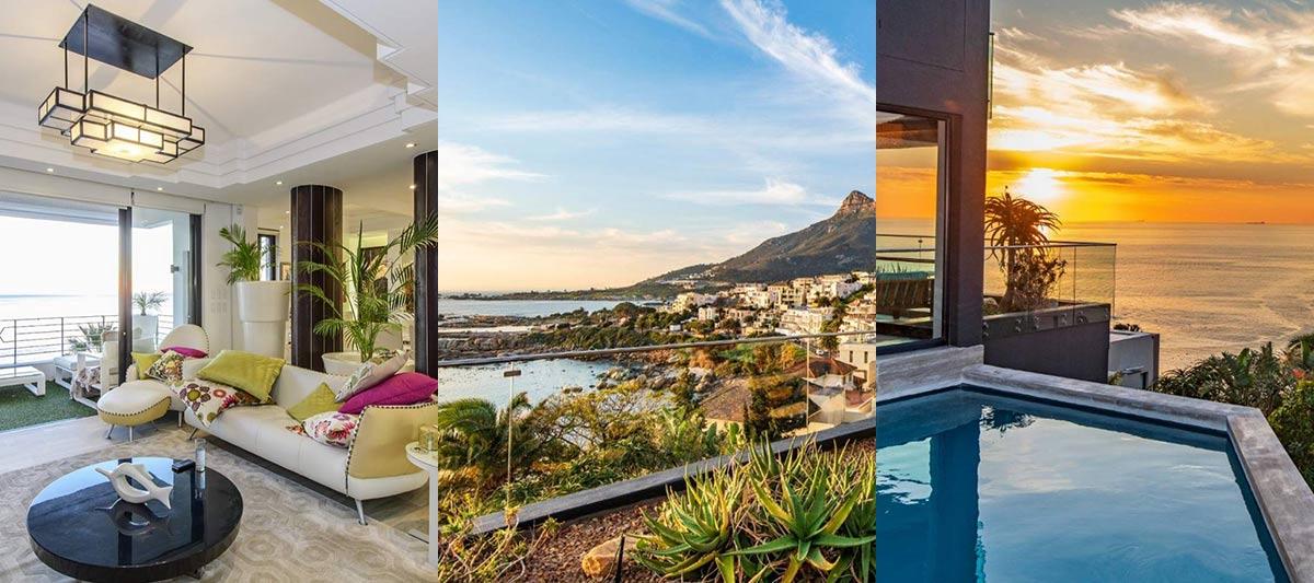 Immobilier de luxe en Afrique du Sud