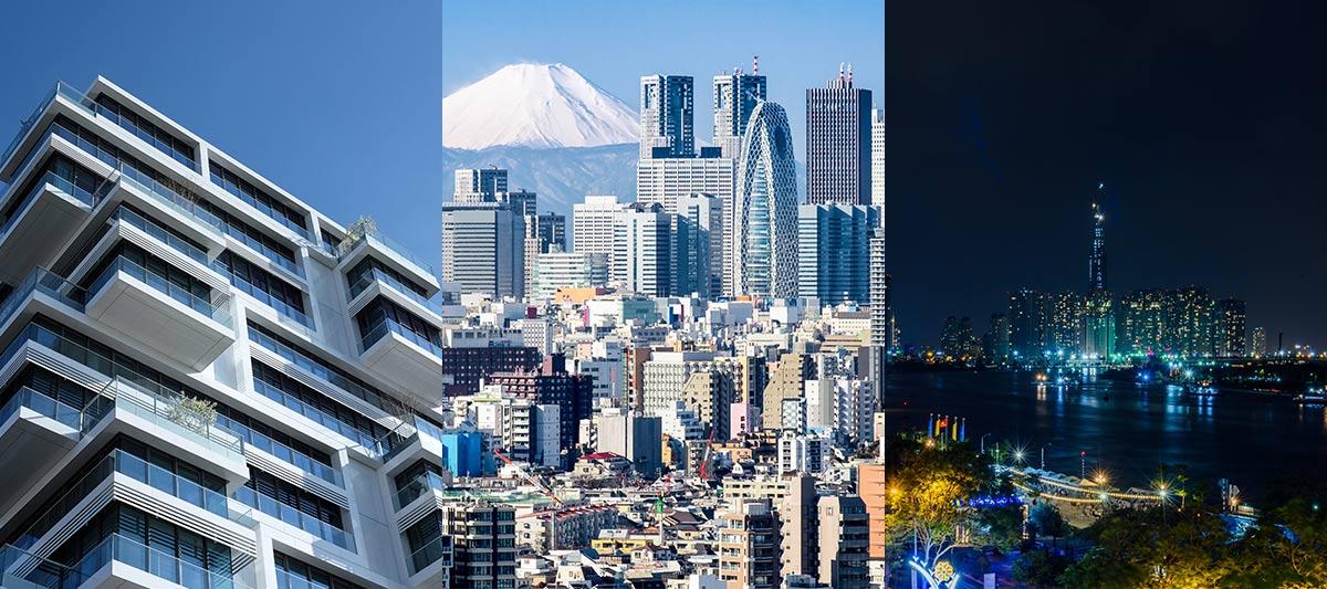 Immobilier de lux ene Asie