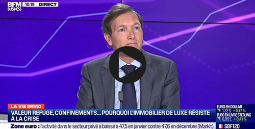 Visionnez le replay BFMTV