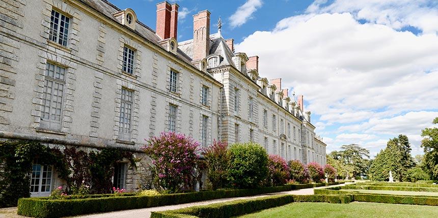 Château de la Pompadour – Vallée de la Loire