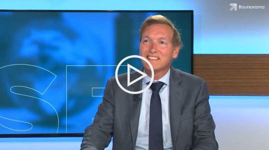 Vidéo interview Thibault de Saint Vincent