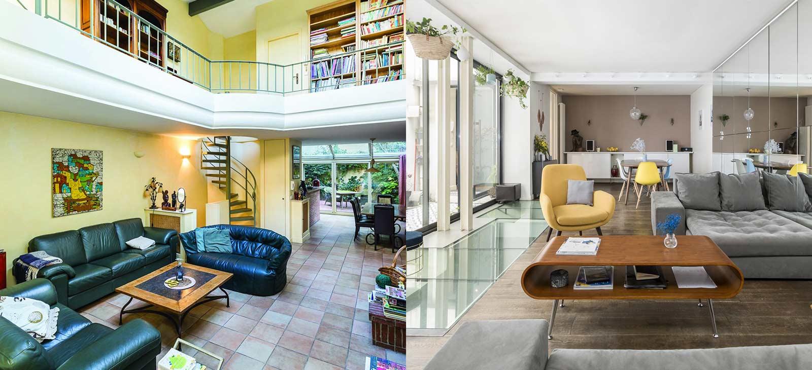 propriétés de luxe à Paris