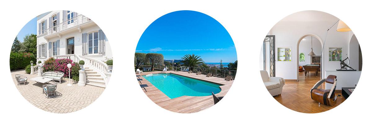 BARNES Cannes - Prestigieuse demeure disponible à la vente à Cannes