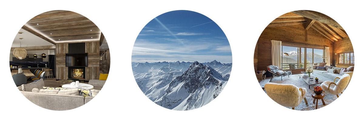 BARNES International - Chalets et appartements de charme disponibles à la vente dans les Alpes française et suisse