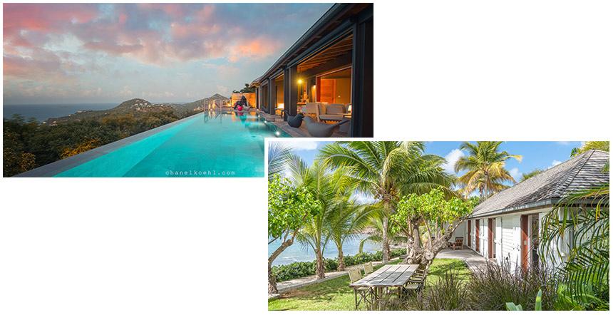 BARNES Saint Barthélémy - Villas de rêve disponible à la vente et à la location