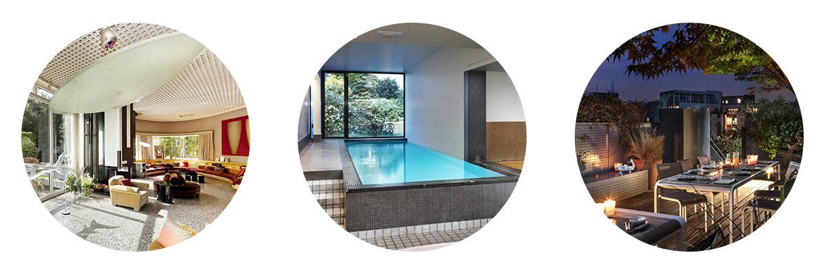 BARNES International - Villa exclusive disponible à la vente à Paris XVI